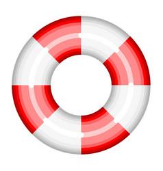 Lifebuoy help rescue save ship sos ring buoy vector