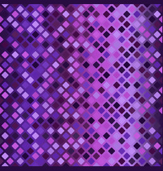 glowing rounded diamond pattern seamless vector image