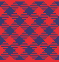 Independence day seamless chevron pattern vector