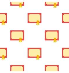 Diploma icon cartoon Single education icon from vector image