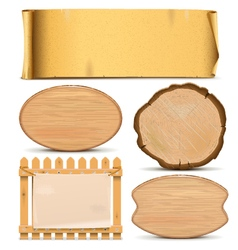 Boards Set 3 vector