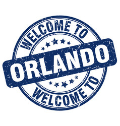Welcome to orlando vector