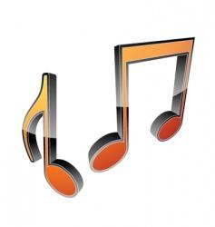 bo music vector image vector image