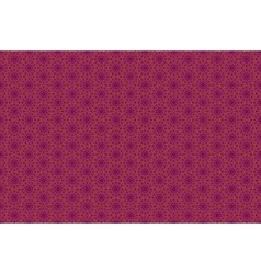 ornate seamless border in Eastern style on vector image vector image