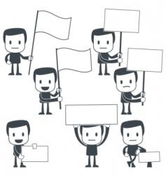 icon man vector image vector image