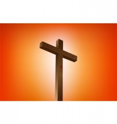 resurrection vector image