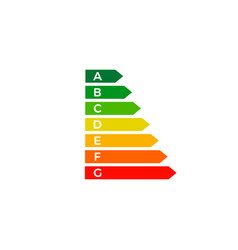 energy efficiency vector image