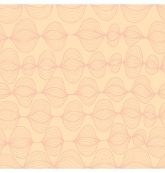 Abstract seamless pattern Nice muted pastel colors vector image