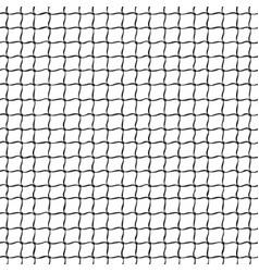 tennis net seamless pattern vector image