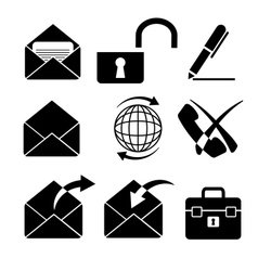 icons 6 vector image