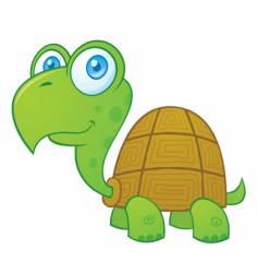 Happy turtle vector
