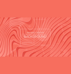Curly background abstraction vector