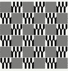 Geometric african print cloth kente seamless vector