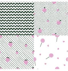 Set of patterns vector