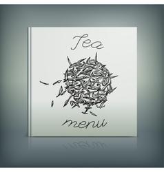 Tea Menu 08 A vector