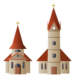 Church and Chapel vector