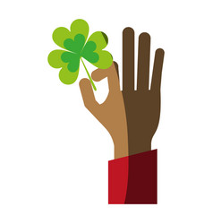 Saint patricks day related icon image vector