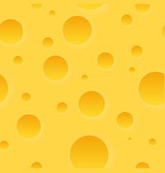 Cheese texture pattern vector