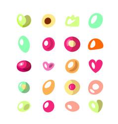 cute cartoon of marmalade vector image
