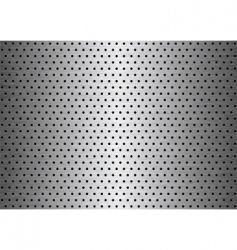 sheet metal background vector image vector image