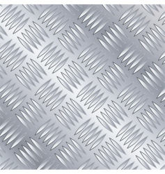 Abstract metallic design vector