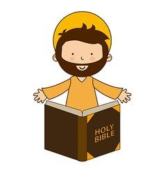 Catholic religion vector