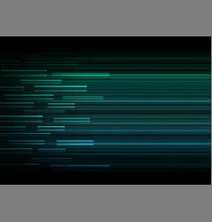 green overlap pixel speed abstract background vector image