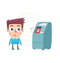 Junk ATM vector