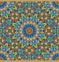 Morrocan pattern vector