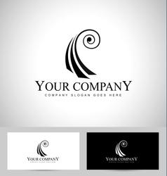 Violin Logo Concept vector