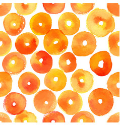 watercolor spot pattern vector image