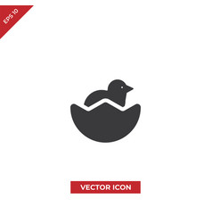 bachicken icon vector image