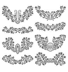 damaskdesign12 vector image