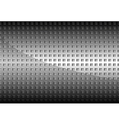 Perforated Metal Grid vector image