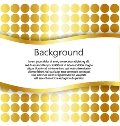 Abstract background booklet list vector