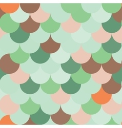 Colorful pattern colorful circles hipster vector image
