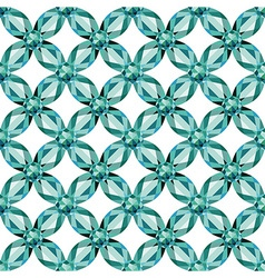 Flower Mesh aquamarine seamless texture vector