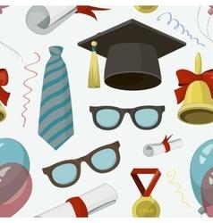 Graduation elements set pattern vector