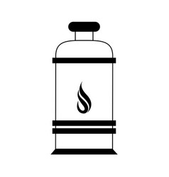 tank natural gas industry icon image vector image