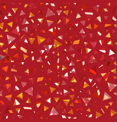 triangle gems seamless texture vector image