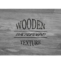 wood texture plate background vector image