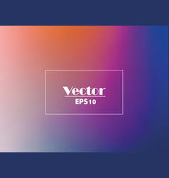 Blue-red gradient background vector