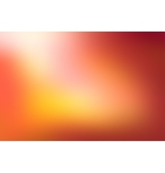 Orange blurred background vector