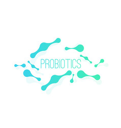 Probiotic bacteria vector