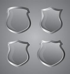 Shield Emblems vector