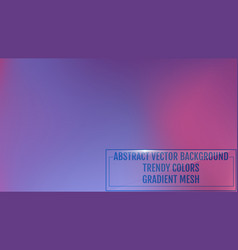 Bright cosmic mesh gradient background smooth vector