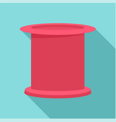 female condom icon flat style vector image