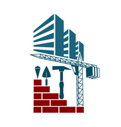Symbol for construction vector