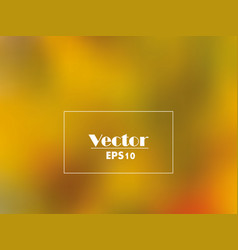 Abstract brown-yellow background vector