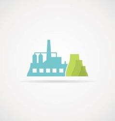 Industry4 vector image